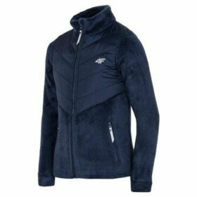 4F  HJZ19 JPLD002  women's Fleece jacket in multicolour