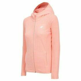 4F  H4L19 PLD001  women's Fleece jacket in multicolour