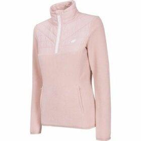 4F  PLD005  women's Fleece jacket in multicolour