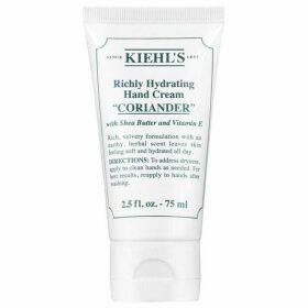 Kiehls Richly Hydrating Hand Cream in Grapefruit 75ml