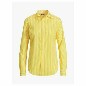 Polo Ralph Lauren Georgia Stripe Shirt, Yellow/White