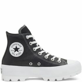 Lugged Leather Chuck Taylor All Star