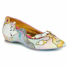 Irregular Choice  BE OUR GUEST!  women's Shoes (Pumps / Ballerinas) in Pink