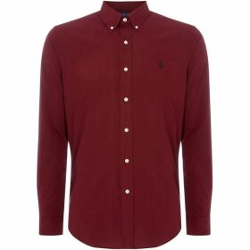 Ralph Lauren Long Sleeved Sport Shirt