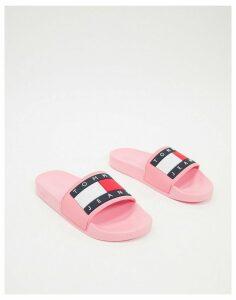 Tommy Jeans slider-Pink