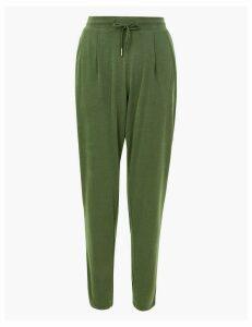 Per Una Modal Rich Jersey Tapered Leg Joggers