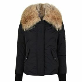 Belstaff Fur Collar Jacket