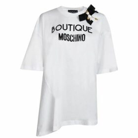 Boutique Moschino Oversized Short Sleeve T Shirt