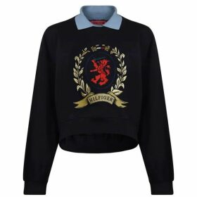 Hilfiger Collection Collar Sweatshirt
