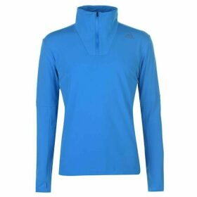 adidas Supernova Zip Top Mens - Bright Blue