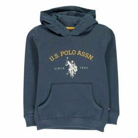 Us Polo Assn us Uspa Oth Hoody - Petrol