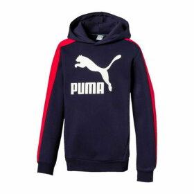 Puma OTH Logo Hoodie - Peacoat