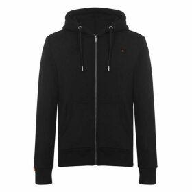 Superdry Superdry Basic Zip Hoodie - Black