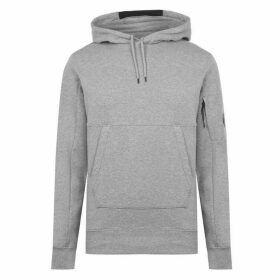 CP COMPANY Hw Micro Lens Over The Head Hoodie - Grey M93