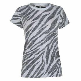 Rag and Bone Rag And Bone  Zebra T Shirt