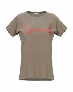 (+) PEOPLE TOPWEAR T-shirts Women on YOOX.COM