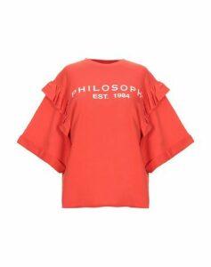 PHILOSOPHY di LORENZO SERAFINI TOPWEAR Sweatshirts Women on YOOX.COM