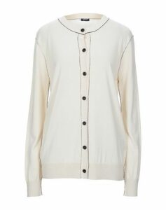 JIL SANDER NAVY KNITWEAR Cardigans Women on YOOX.COM