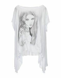WIL DEMULDER  London TOPWEAR T-shirts Women on YOOX.COM
