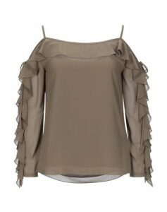 BLUGIRL BLUMARINE SHIRTS Blouses Women on YOOX.COM