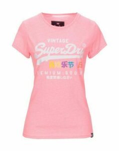 SUPERDRY TOPWEAR T-shirts Women on YOOX.COM