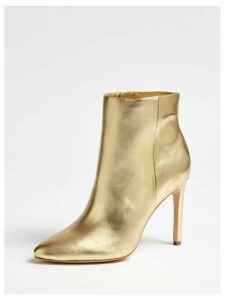 Guess Tabare Laminated Ankle Boot