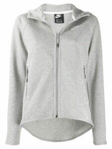 Nike logo hoodie - Grey