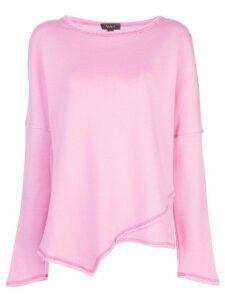 ALALA Exhale sweatshirt - PINK