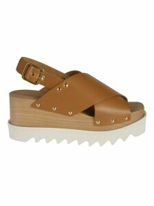 Stella McCartney Percy Plastic Sandals