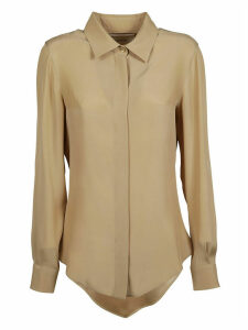 Moschino Asymmetrical Formal Shirt
