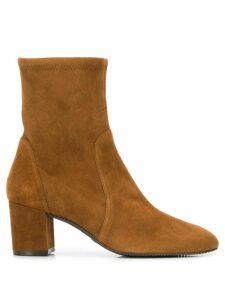 Stuart Weitzman Yuliana 60 ankle boots - Brown