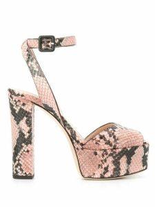 Giuseppe Zanotti Betty 135mm sandals - PINK