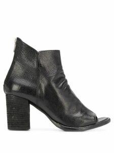 Officine Creative Ignis 70mm sandals - Black