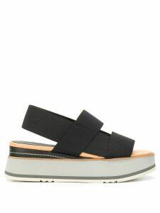 Paloma Barceló Trinidad sandals - Black