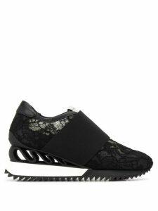 Le Silla Rubel Wave sneakers - Black