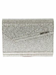 Jimmy Choo 'Champagne' clutch - Metallic