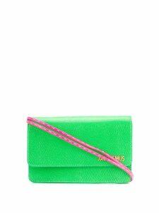 Jacquemus Riviera shoulder bag - Green