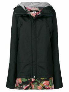 Junya Watanabe reversible hooded jacket - Black