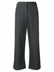 Kristensen Du Nord cropped trousers - Grey