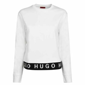 Hugo Tape Sweatshirt