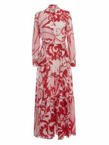 La DoubleJ Bellini Fantasy Dress Cotton Voille