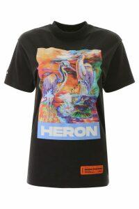 HERON PRESTON Heron Birds T-shirt