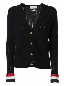 Thom Browne Ribbed Cardigan