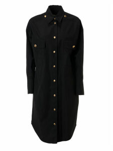 Givenchy Buttoned Midi Dress