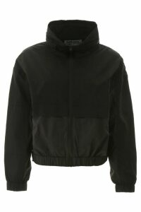 Kenzo Dual Fabric Windbreaker Jacket
