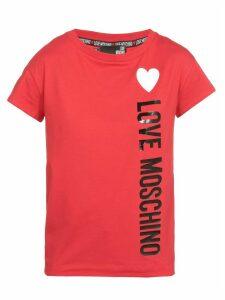 Love Moschino Cotton T-shirt