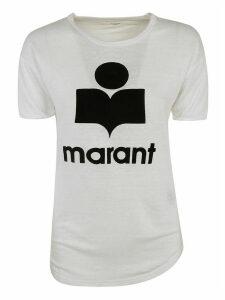 Isabel Marant Logo Print T-shirt