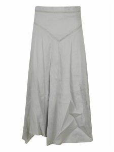 Isabel Marant Long Fitted Waist Skirt