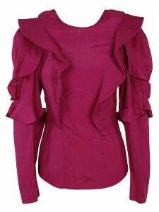 Isabel Marant Ruffled Blouse