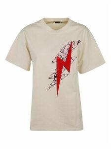 Isabel Marant Bolt Print T-shirt